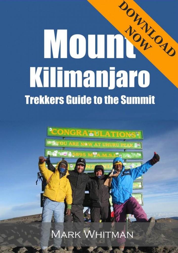 Kilimanjaro guide book