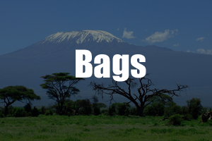 Bags Kilimanjaro Guide - Packing List