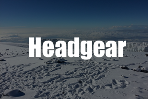 Headgear Kilimanjaro Guide - Packing List