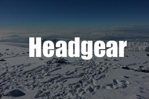 Headgear Kilimanjaro Guide - Packing List