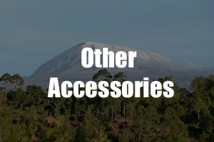 Other accessories - Climb Kilimanjaro Packing List