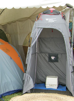 kilimanjaro-portable-loo & Toilets on Kilimanjaro and what to expect when doing your business