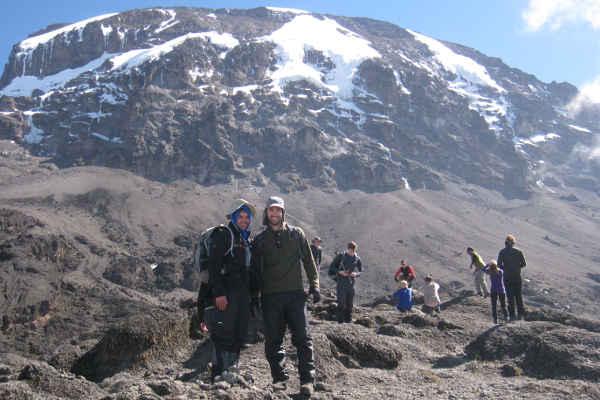 climb mountain kilimanjaro
