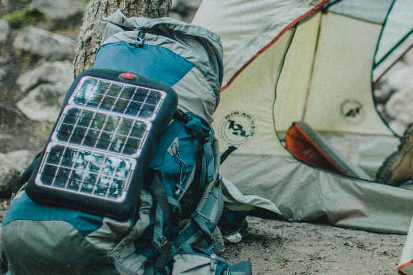 voltaic solar chargers