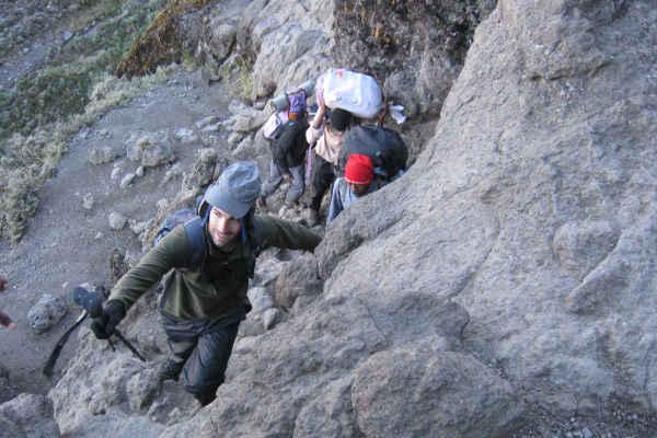 training kilimanjaro