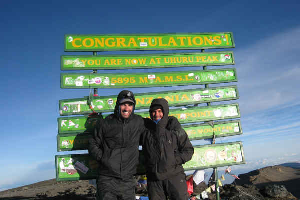 can anyone climb kilimanjaro