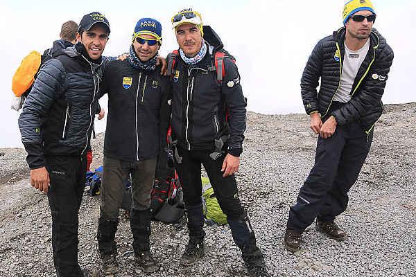Tinkoff-Saxo Kilimanjaro