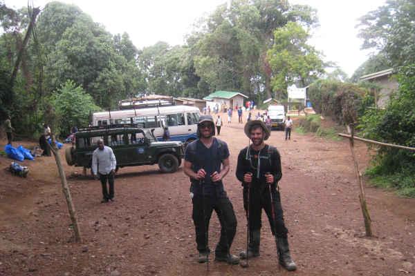 kilimanjaro asthma