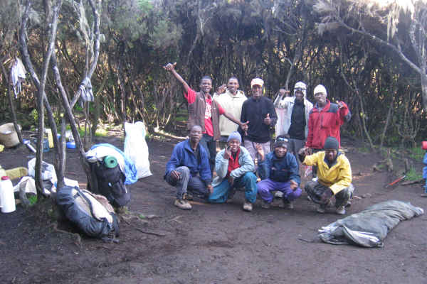 kilimanjaro without a guide