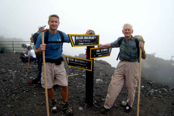 kilimanjaro oldest person