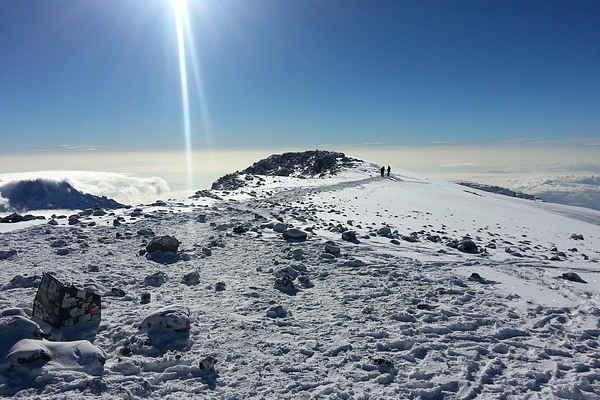 kilimanjaro drone