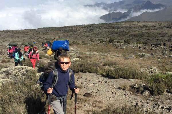 sam irving kilimanjaro
