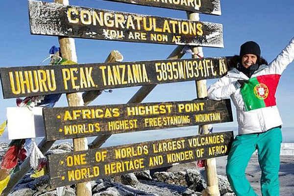 Kilimanjaro Victoria Secret