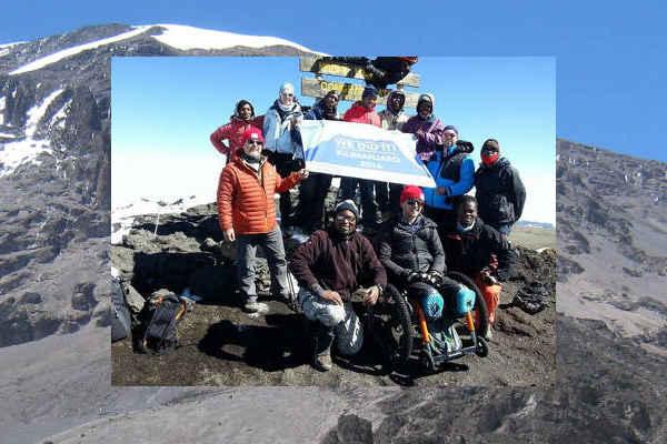 aaron phipps kilimanjaro