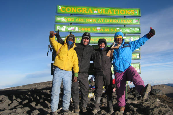 about climb kilimanjaro guide