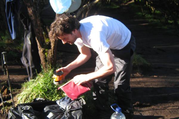 kilimanjaro duffel
