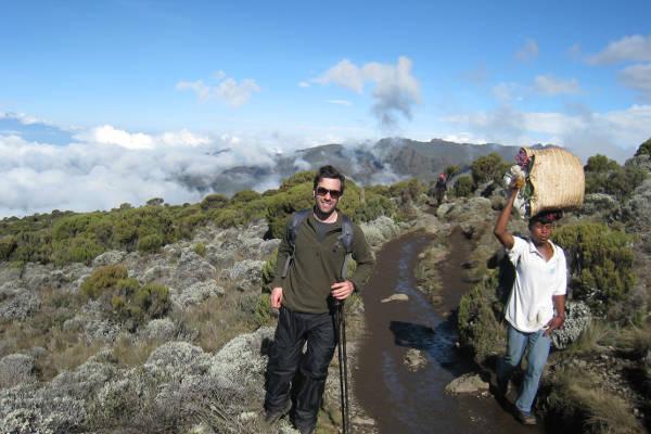 kilimanjaro footwear