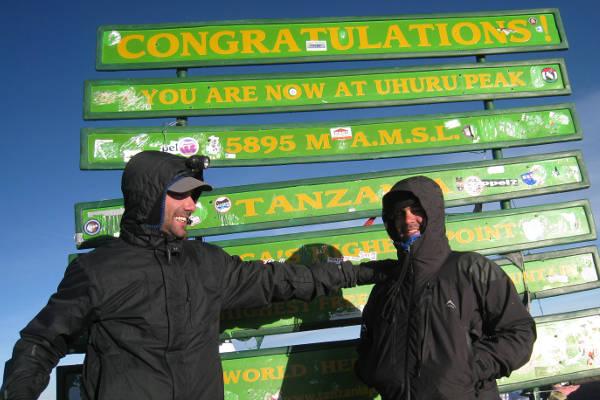kilimanjaro headgear