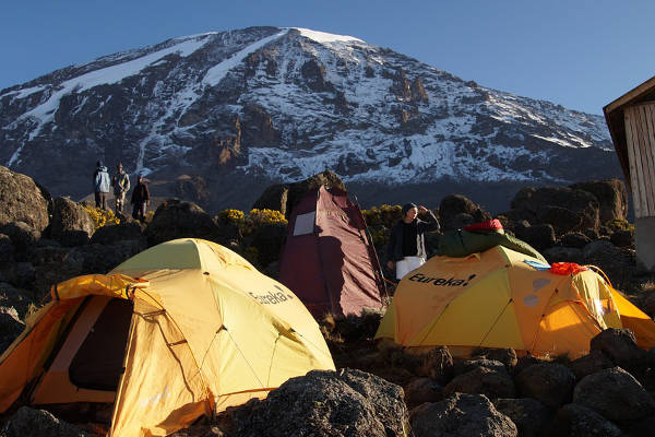 kilimanjaro sleeping bag