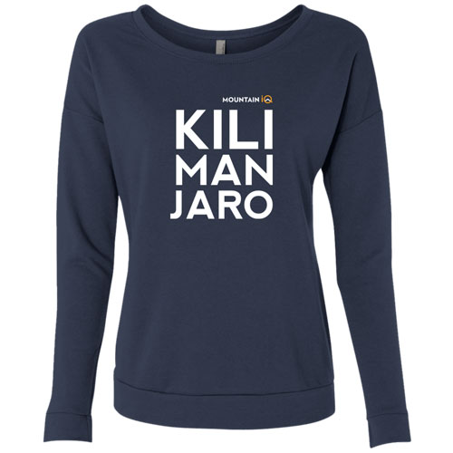 Kilimanjaro-Womens-Sweatshirt-MountainIQ