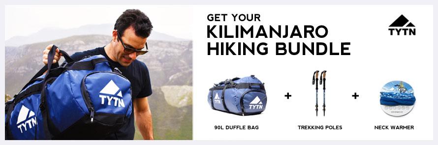 kilimanjaro gear