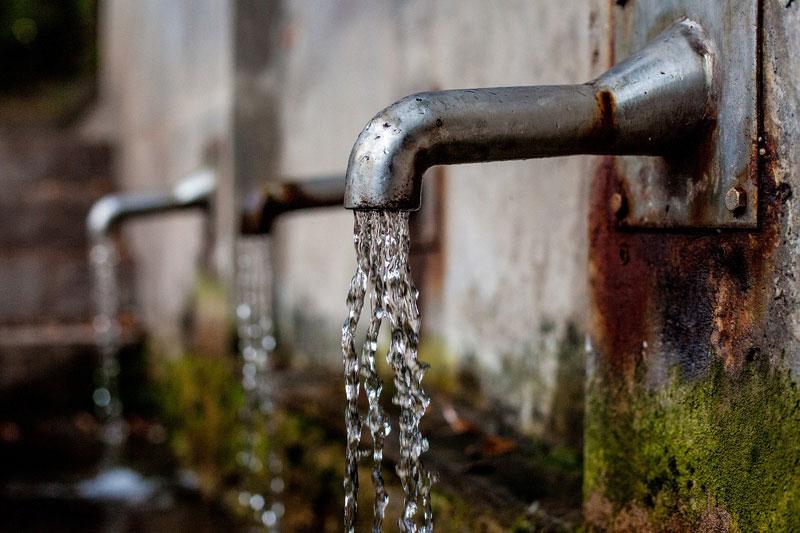Drinking-tap-water-Tanzania