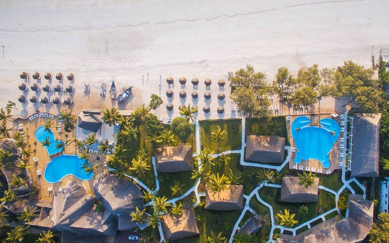 Kiwengwa Beach Resort Zanzibar