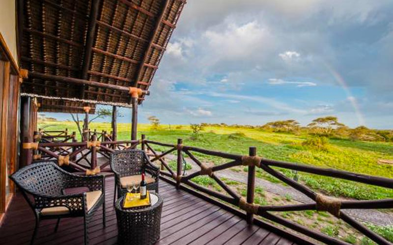 Lake Ndutu Luxury Tented Lodge