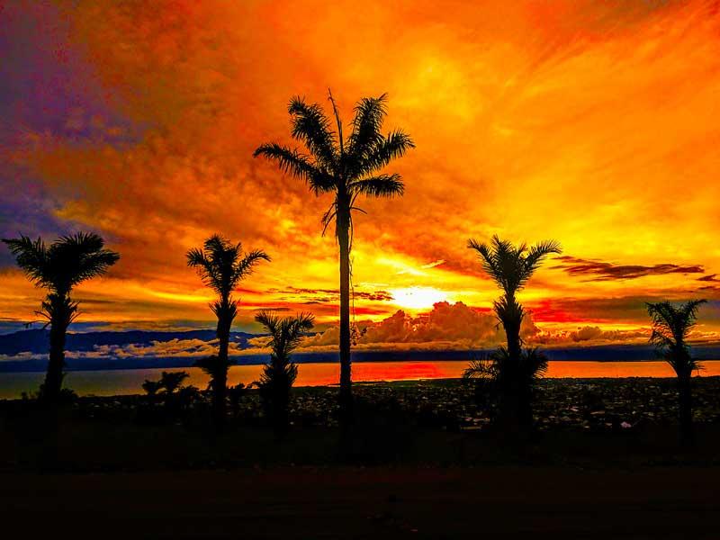 Lake-Tanganyika-sunset