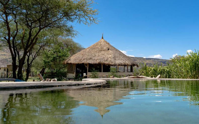 MaasaiGiraffe Eco Lodge