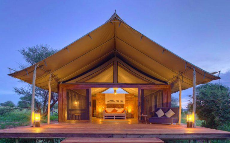 Tanzania Resorts Safari - Nasikia Camps Tarangire