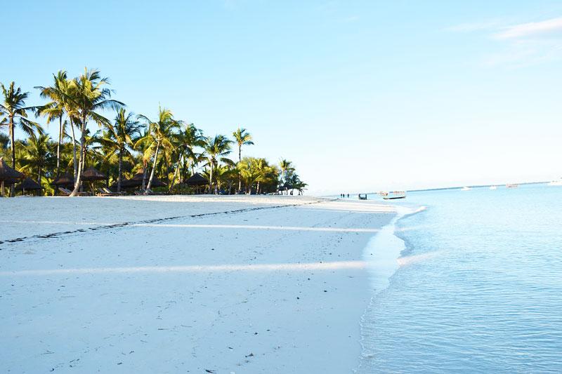 Zanzibar Beach Bwejuu Beach