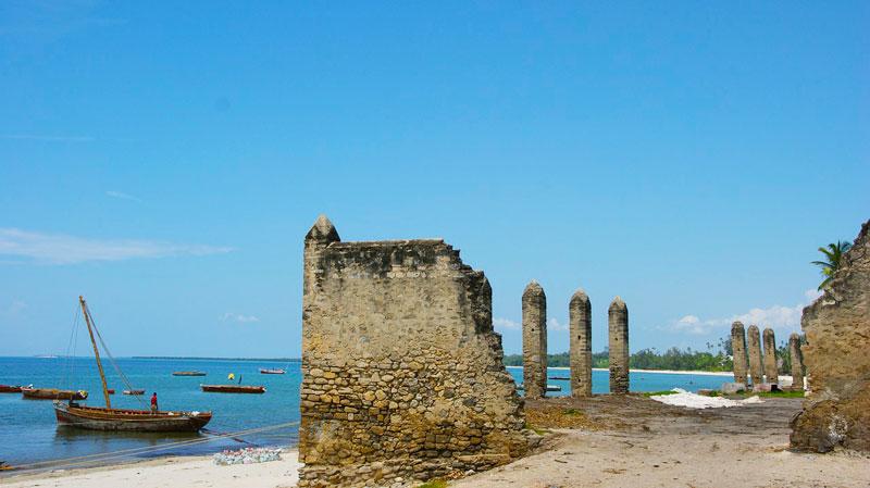 Zanzibar-history-ruins