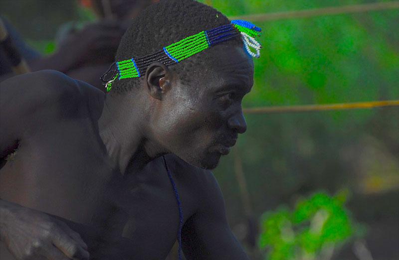 hadzabe-tribal-man