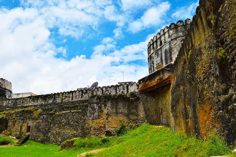 ottoman-fortress-Zanzibar-Prison