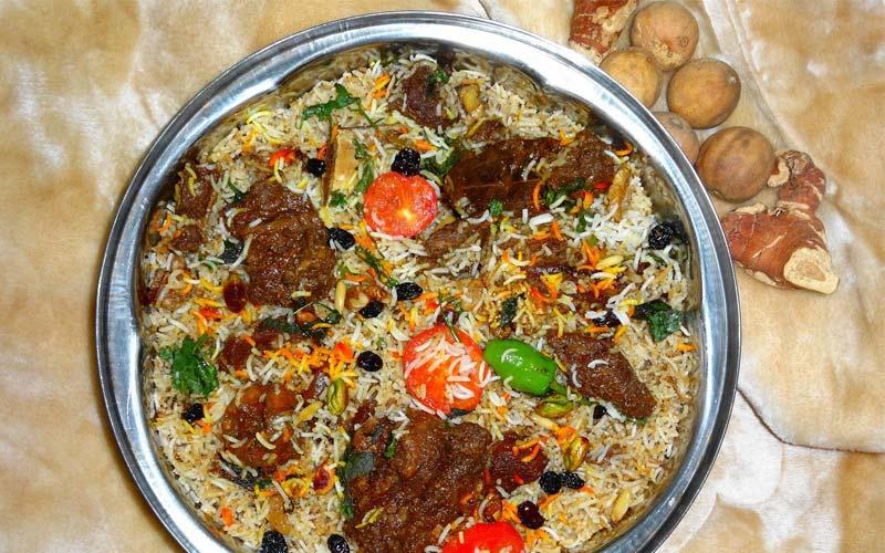 Biryani-Zanzibar-Food
