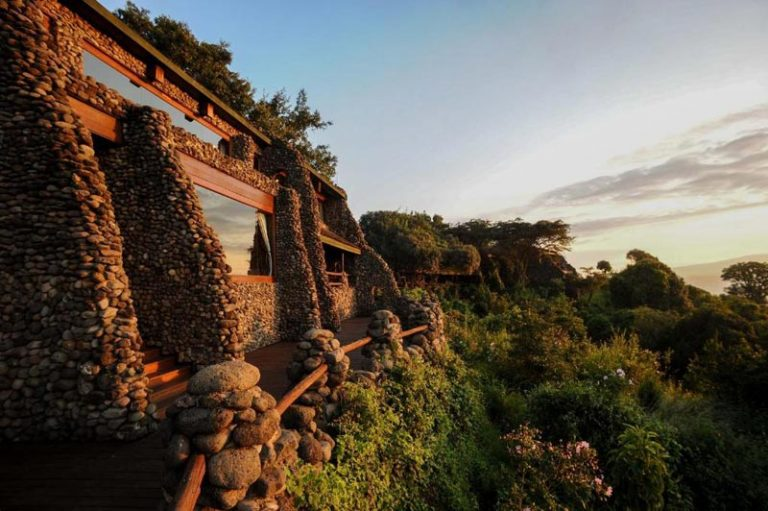 Ngorongoro Crater Serena Lodge