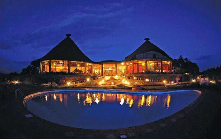Sopa Lodge Ngorongoro Crater