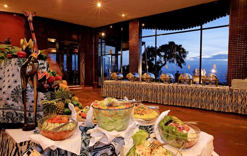 Sopa Lodge Ngorongoro Crater Dining
