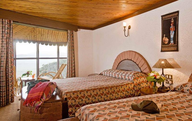 Sopa Lodge Ngorongoro Crater Room