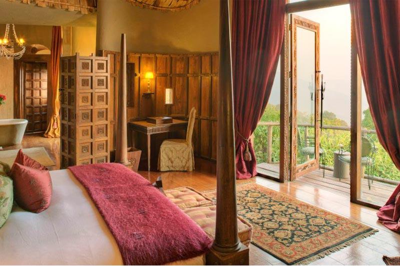 Ngorongoro Crater Hotels
