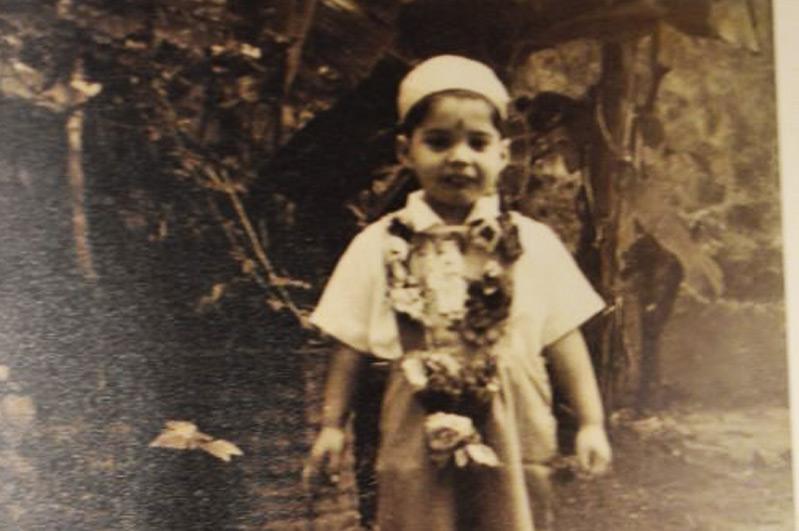 Zanzibar-Freddie-Mercury-4-Years-Old-Photo